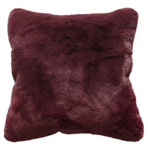 Mulberi Pele Bordeaux Cushion