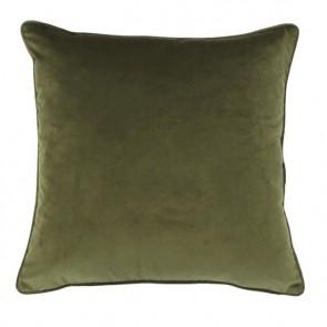 Mulberi Quattro Olive Cushion