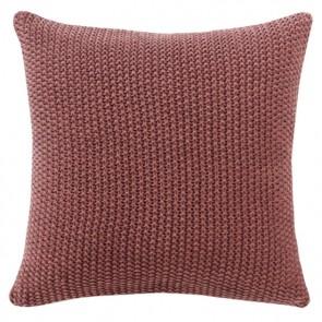 Mulberi Milford Moss Stitch Cushion - Muted Clay