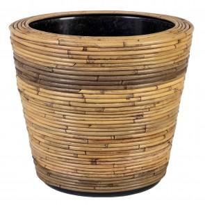 Drypot  Stripe Planter Large