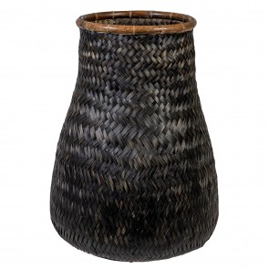 Handmade Bamboo Basket Tall