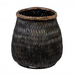 Handmade Bamboo Basket Small