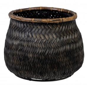 Handmade Bamboo Basket Large