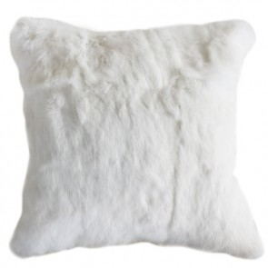 Collezióne Rabbit - Natural White Cushion