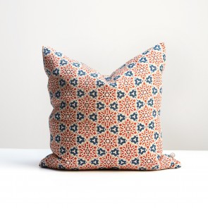 Arabesque Linen Cushion