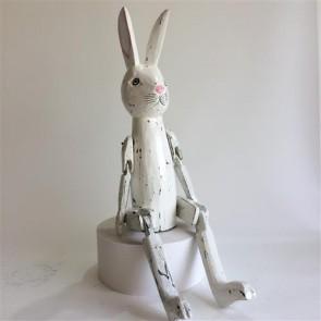 Vintage Rabbit Whitewash