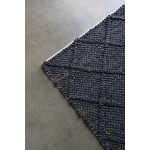 Mulberi Assam Black Floor Mat