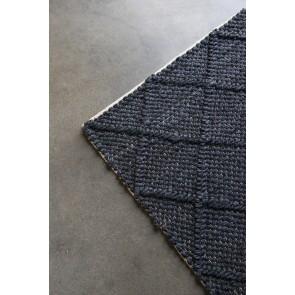 Mulberi Assam Black Floor Mat