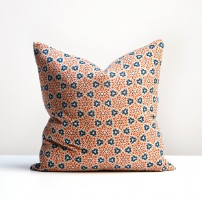 Arabesque Velvet Cushion 60 x 60cm