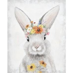 Wildflower Molly Canvas Art
