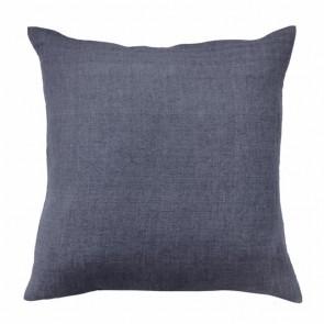 Limon Adria Cotton/Linen Blend Cushion - Charcoal