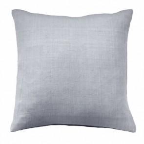 Limon Adria Cotton/Linen Blend Cushion - Light Grey