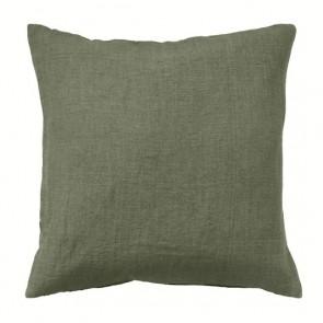Limon Adria Cotton/Linen Blend Cushion - Olive