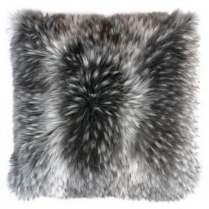 Heirloom Alaskan Wolf Square Cushion - 65cm