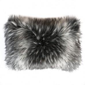 Heirloom Alaskan Wolf Long Cushion