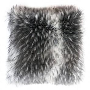 Heirloom Alaskan Wolf Square Cushion - 45cm