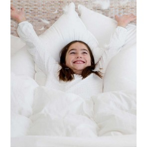 All Around Goose Feather & Down Lodge Pillow by MM Linen