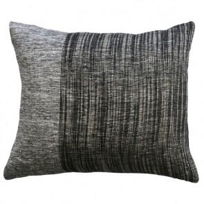 Mulberi 100% Linen Anderson Black-Ecru Cushion
