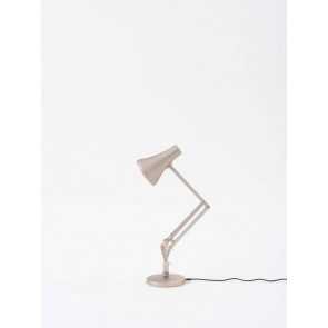 Anglepoise 90 Mini Mini USB Desk Lamp Warm Silver/Blush
