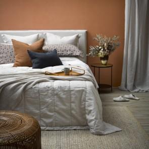 Natural Linen Quilt