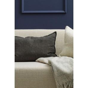 100% Linen Arcadia Cushion by Mulberi - Nori