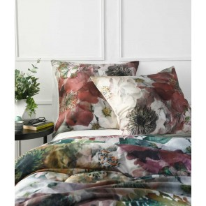 Arlette Euro Pillowcase Pair