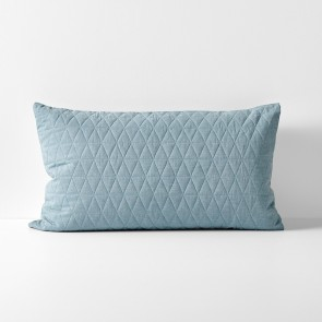 Chambray Eucalypt Standard Pillowcase Each