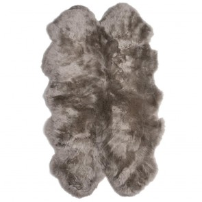 FIBRE by AUSKIN New Zealand Quatro Sheepskin Rug - Vole