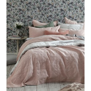 Aviana Bedcover Set by MM Linen Rose