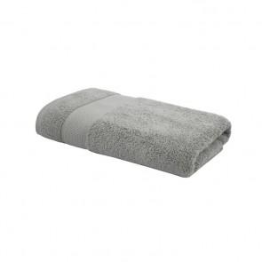 Adana Bath Towel by Bambury - Grey