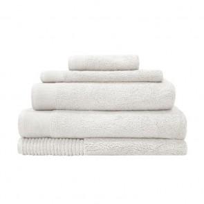 Elvire Bath Towel Range by Bambury - Ivory