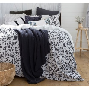Salta Duvet Cover Set by Bambury