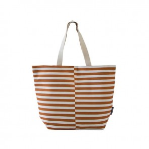 Printed Beach Tote Bag - Bayview Auburn