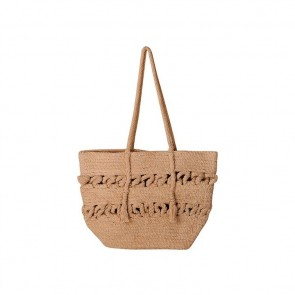 Moby Beach Tote by Bambury - Bisque