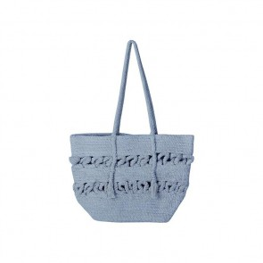 Moby Beach Tote by Bambury - Blue