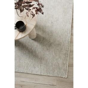 Mulberi Belverde Floor Rug – Slate Grey