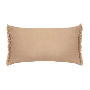 Avoca Long Cushion by Bambury - Bisque