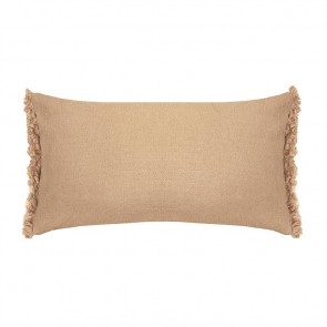 Avoca Long Cushion by Bambury - Bisque