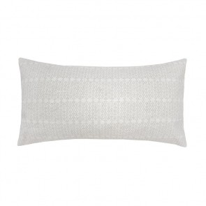 Bremer Cushion by Bambury - Ivory