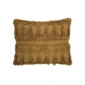 Capel Cushion by Bambury - Spice