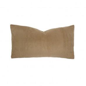 Sloane Long Cushion by Bambury - Butterscotch