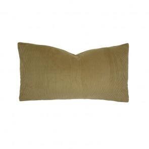 Sloane Long Cushion by Bambury - Flax