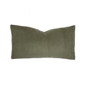 Sloane Cushion by Bambury - Olive