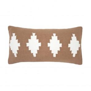 Richmond Cushion by Bambury - Bisque