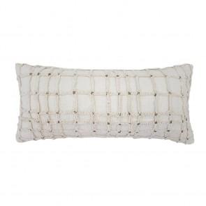 Weir Long Cushion by Bambury