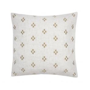 Darling Cushion by Bambury - Flax