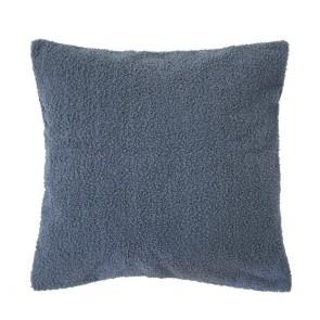 Klein Square Cushion by Bambury - Blue