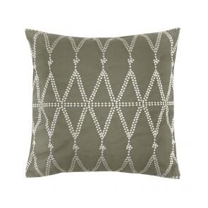 Mooki Cushion by Bambury - Olive