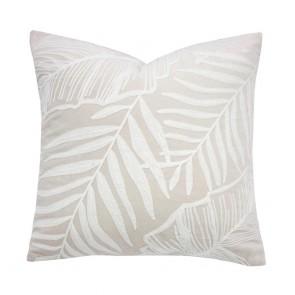 Eden Cushion by Bambury - Pearl