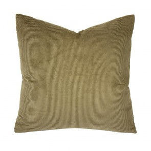 Sloane Square Cushion by Bambury - Flax